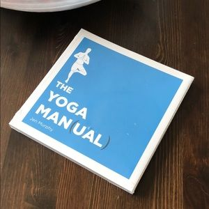 Other - The Yoga Man(ual) Book